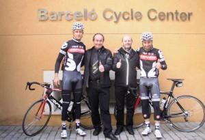 Das Hotel der Radsportler