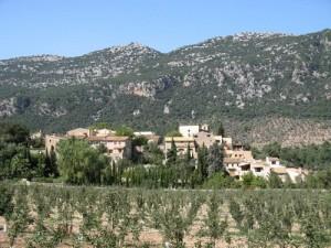 Das Dorf Orient