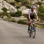 Das Radsportteam Sky zum Training auf Mallorca