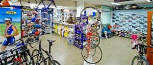 Das ist einer der bekanntesten Fahrradläden auf Mallorca