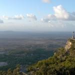 Aufstieg zum Sant Salvador von Porto Colom